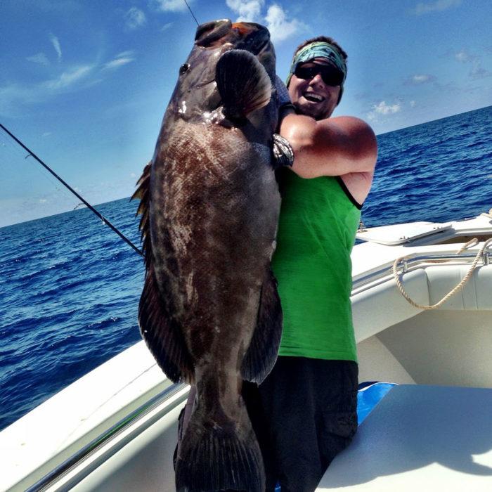 Florida offshore fishing