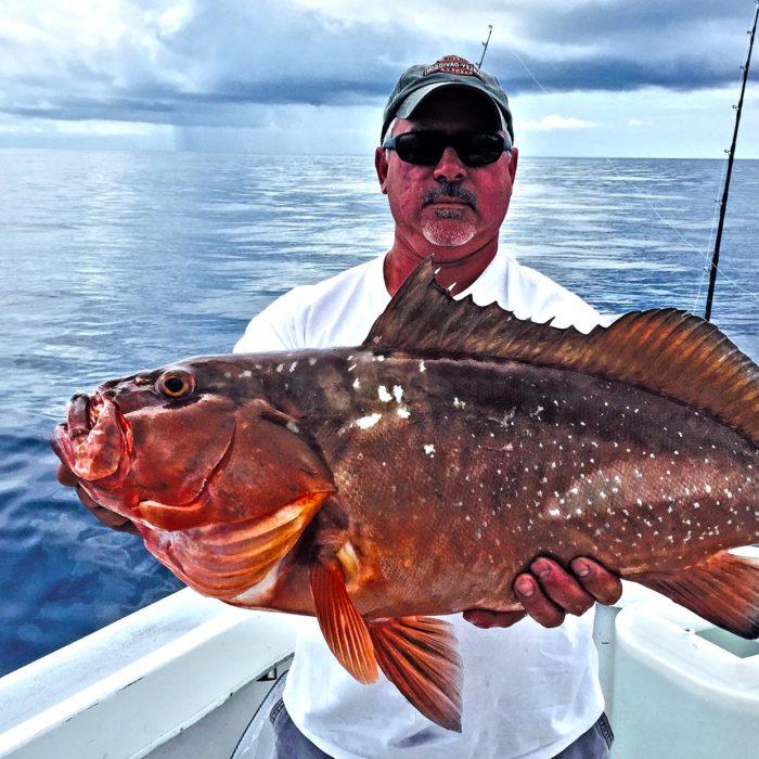 Florida Grouper Fishing